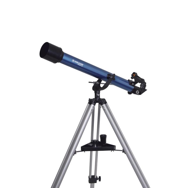 【送料無料】 ミード 屈折式天体望遠鏡 AZM-60 【天体 屈折式 アウトドア 扱いやすい 天体観測 初心者 入門 軽量】