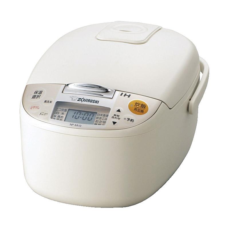 【送料無料】 象印 IH炊飯ジャー 5.5合炊き NP-XA10-CL 【雑穀米 ざごはん 5.5 げんまい お手入れ簡単 ふた丸洗い ふっくら】