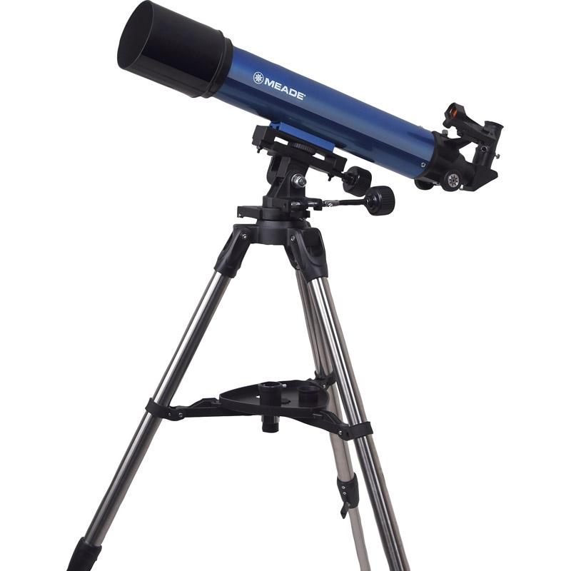 【送料無料】 MEADE 屈折式天体望遠鏡 AZM-90 【屈折式 初心者 組み立てやすい すぐ使える 扱いやすい】