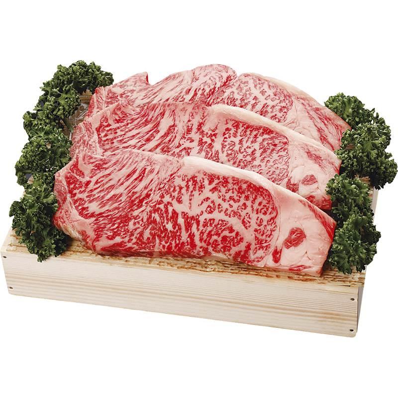 【送料無料】 兵庫・肉の三ツ輪屋 但馬牛サーロインステーキ3枚(180) 【冷凍 和牛 すき焼き 濃厚 旨味 コク うまい 美味しい】