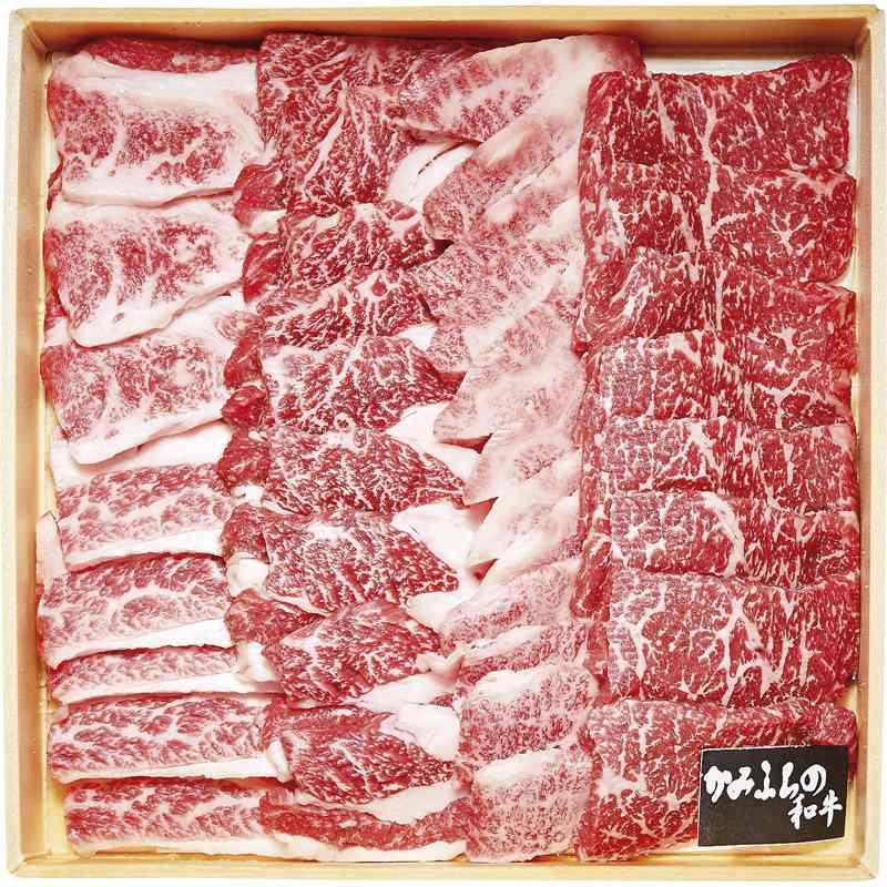 【送料無料】 北海道かみふらの和牛 焼肉1kg 【冷凍 和牛 濃厚 旨味 コク うまい 美味しい ステーキ 霜降り 脂身】