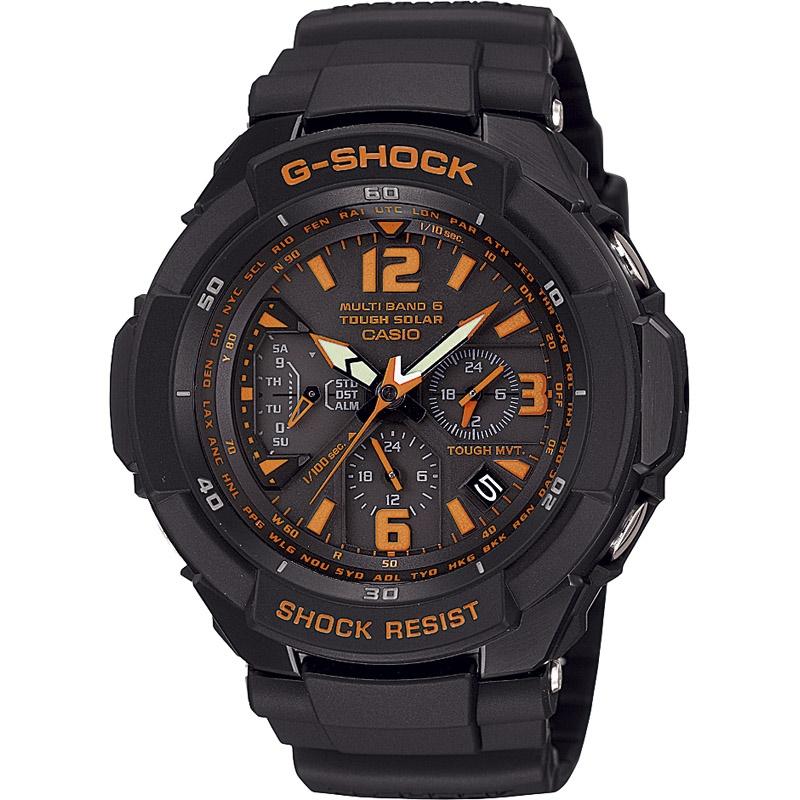 【送料無料】カシオ G-SHOCK G-SHOCK スカイコックピット GW-3000B-1AJF, ツガワマチ:55898ac9 --- sunward.msk.ru