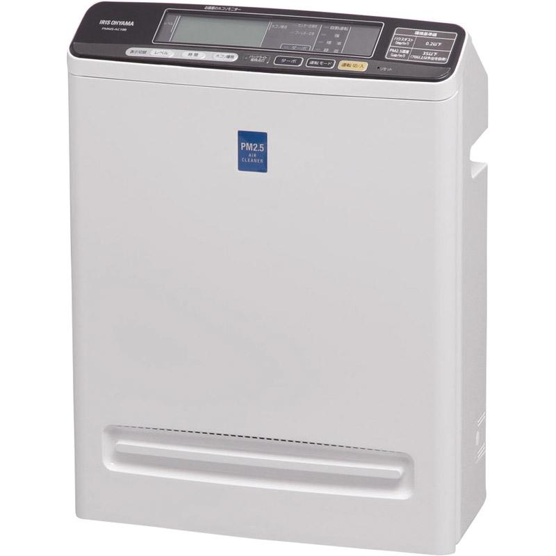 【送料無料】アイリスオーヤマ PM2.5対応空気清浄機PM2.5ウォッチャー17畳用 PMMS-AC100