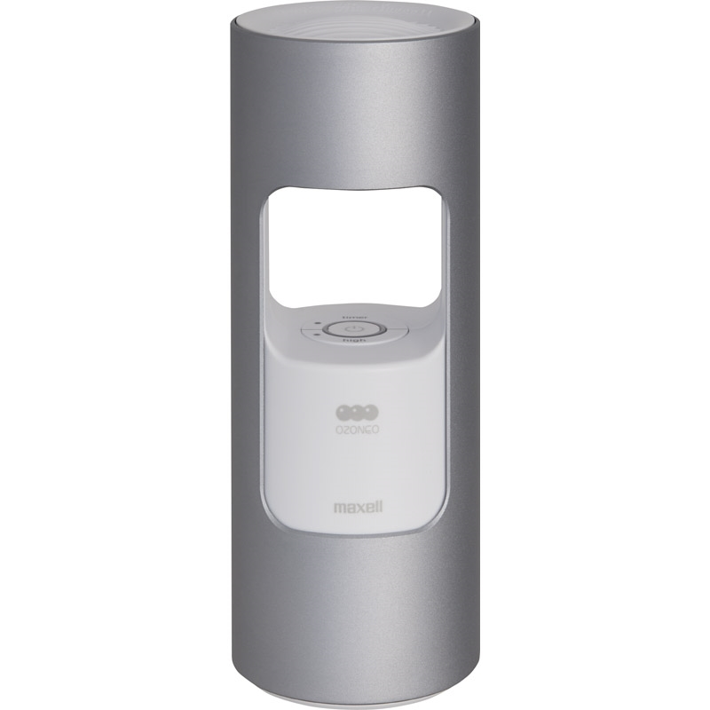 【送料無料】日立マクセル 低濃度オゾン除菌消臭器「オゾネオ」 シルバー MXAP-AR201