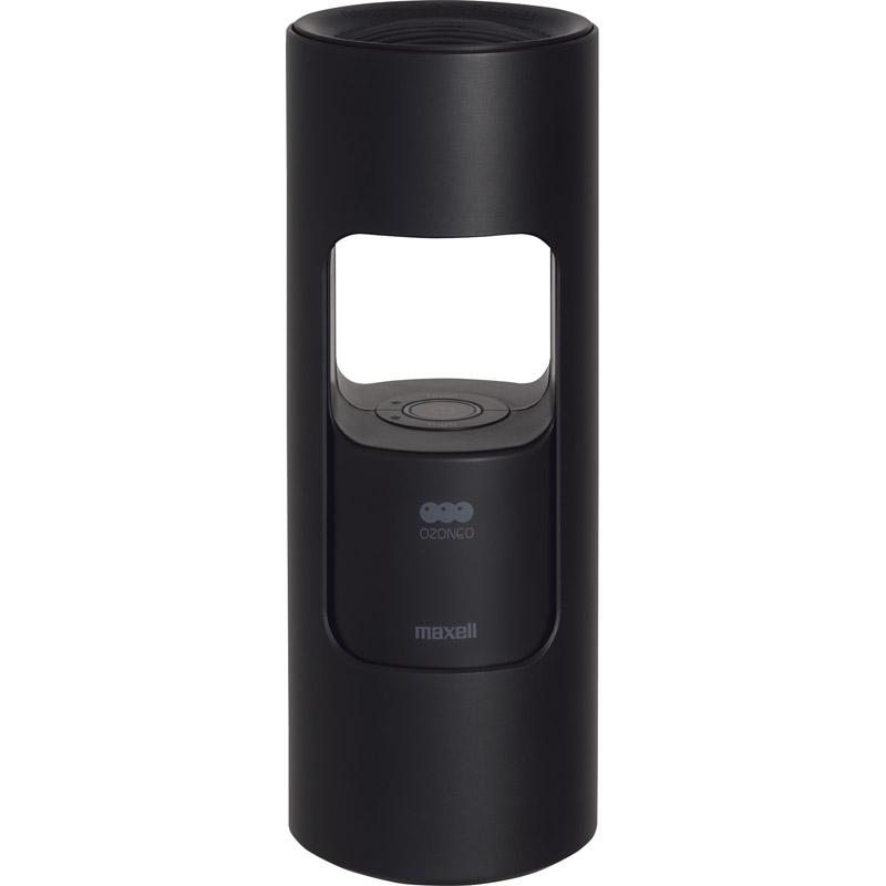 【送料無料】日立マクセル 低濃度オゾン除菌消臭器「オゾネオ」 ブラック MXAP-AR201