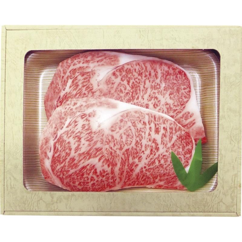 【送料無料】飛騨牛 ロースステーキ 18630004