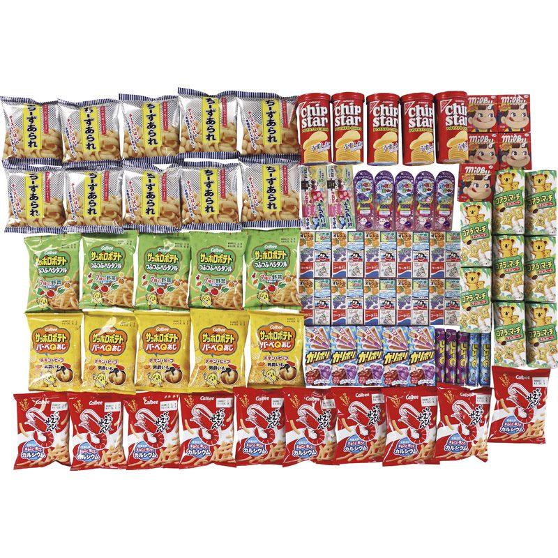 【送料無料】ジャンボラッキーパンチボックスお菓子(本体+景品) 5798