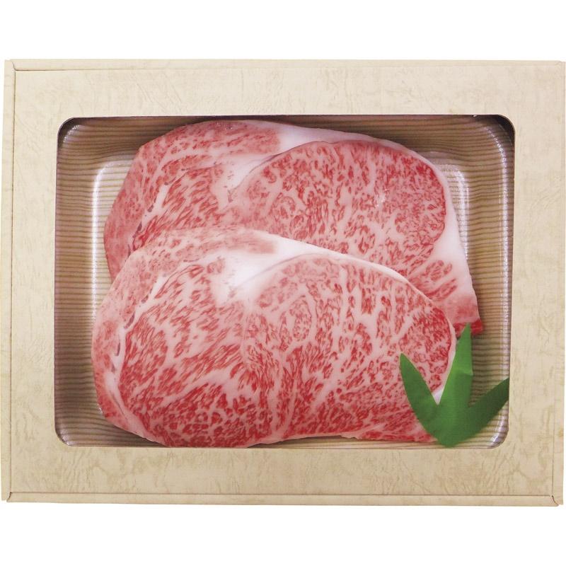 【送料無料】飛騨牛ロースステーキ 18630002【高級 牛肉 ステーキ肉 ブランド牛 ひだぎゅう 国産 日本産 おいしい 美味しい うまい お取り寄せ グルメ】