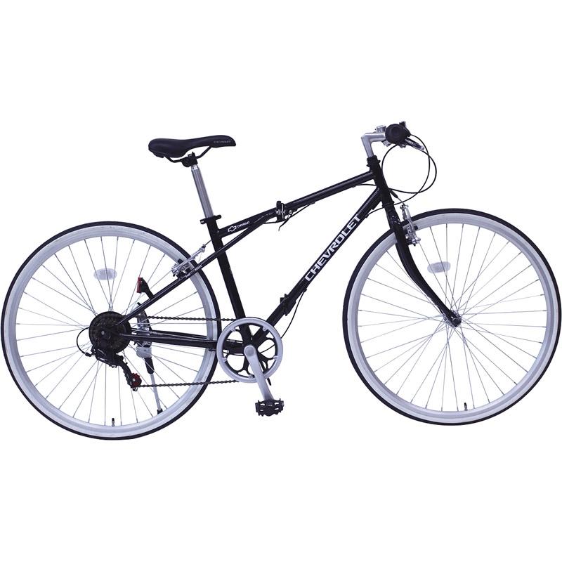 【送料無料】 シボレー FD-CRB7006SG MG-CV7006G【自転車 おりたたみ 軽量 人気 】