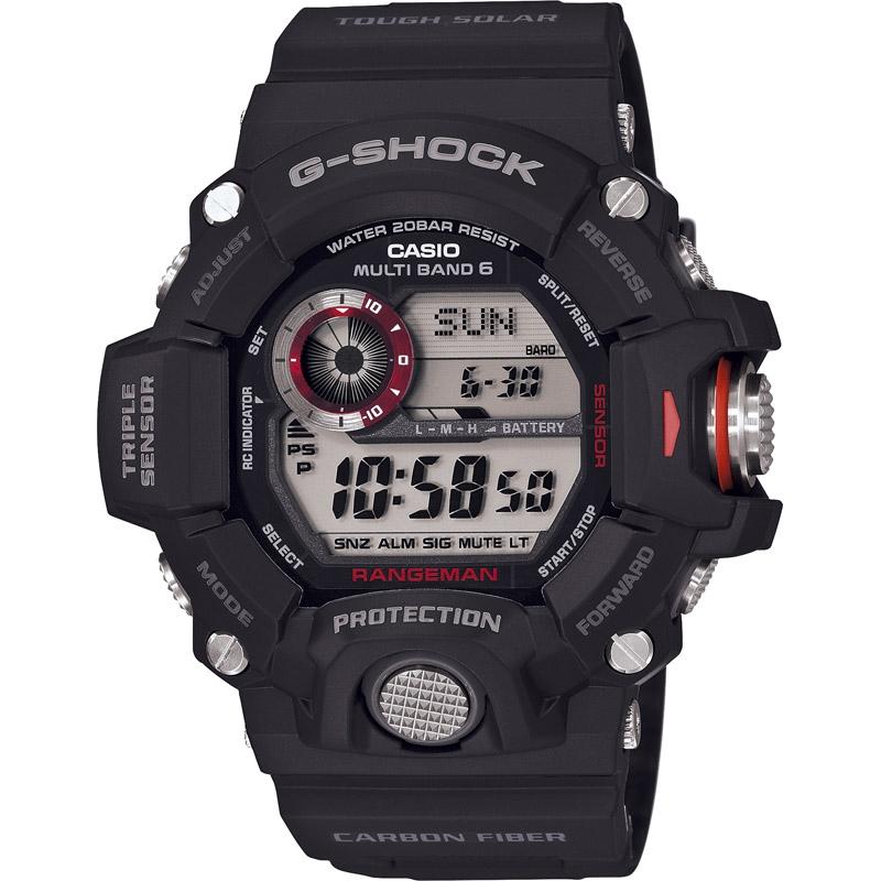 【送料無料】 カシオ G-SHOCK MASTER OF G レンジマン GW-9400J-1JF【アウトドア スポーツ レジャー 腕時計 g-shock デジタル】