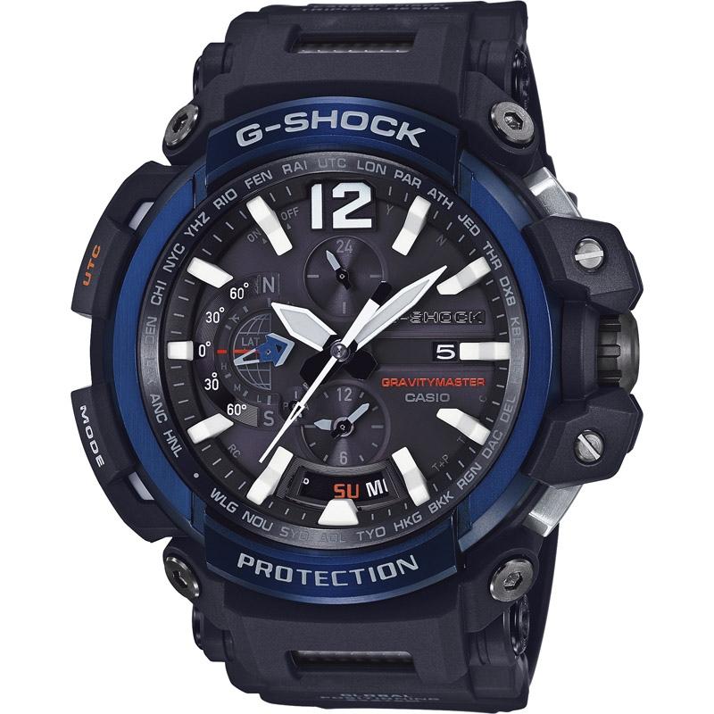 【送料無料】 カシオ G-SHOCK GPSハイブリッド電波ソーラー GPW-2000-1A2JF【アウトドア スポーツ レジャー 腕時計 g-shock あなろぐ 】