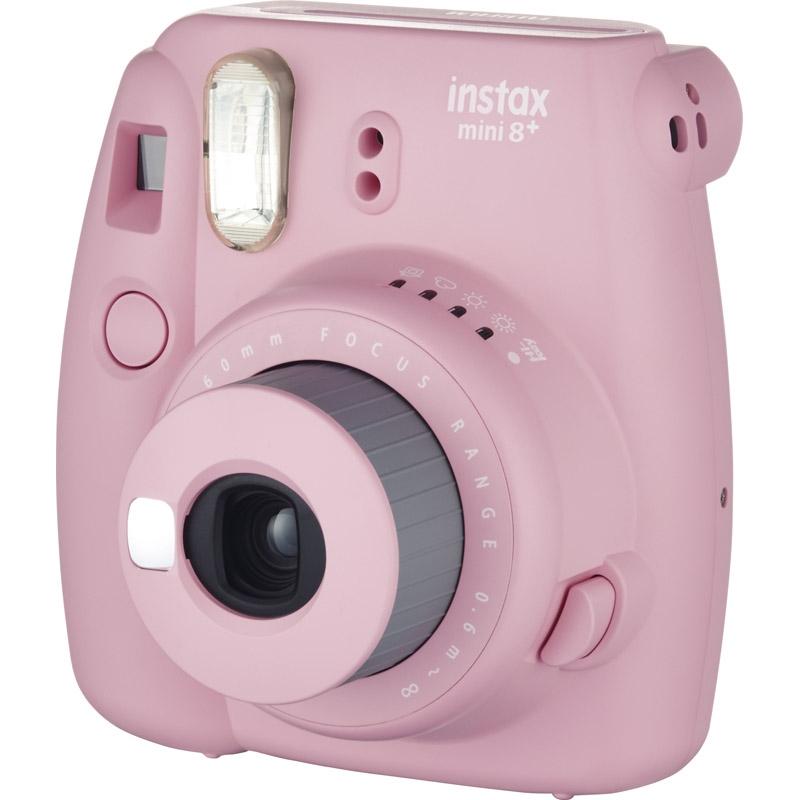 【送料無料】 富士フイルム チェキ インスタントカメラinstax mini8プラス ストロベリー #16495922【家電 カメラ チェキ かわいい インスタントカメラ ストロベリー】