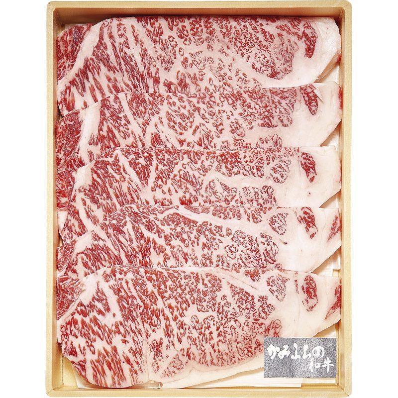 【送料無料】 北海道かみふらの和牛 サーロインステーキ5枚