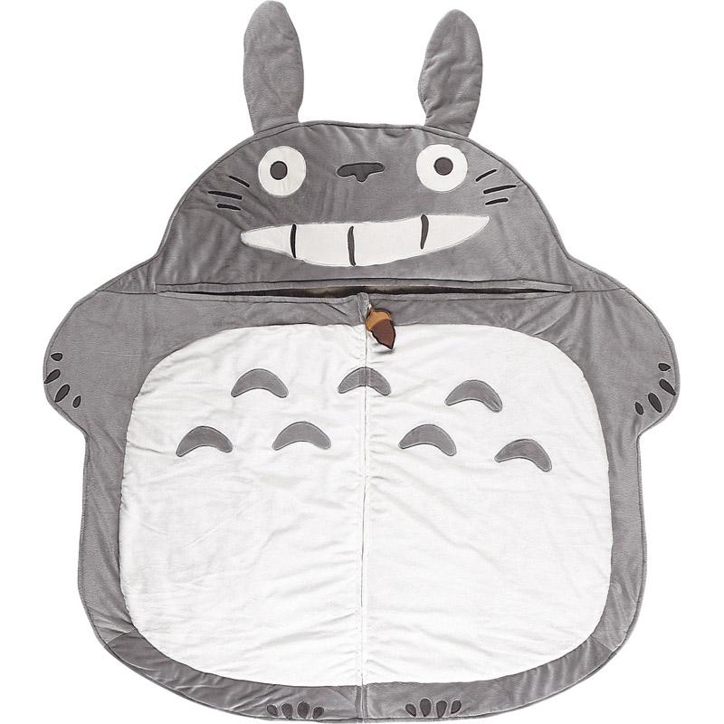 【送料無料】 となりのトトロ 夢心地 シュラフ【寝袋 キャラクター かわいい 子供向け 昼寝 ひるね アウトドア キャンプ 】
