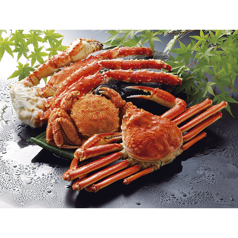 【送料無料】 かに三昧 SZKT15 【食品 カニ たらば蟹 ずわい蟹 毛蟹 けがに 詰め合わせ つめあわせ 贅沢 ごちそう おいしい うまい お取り寄せ グルメ】[ty]
