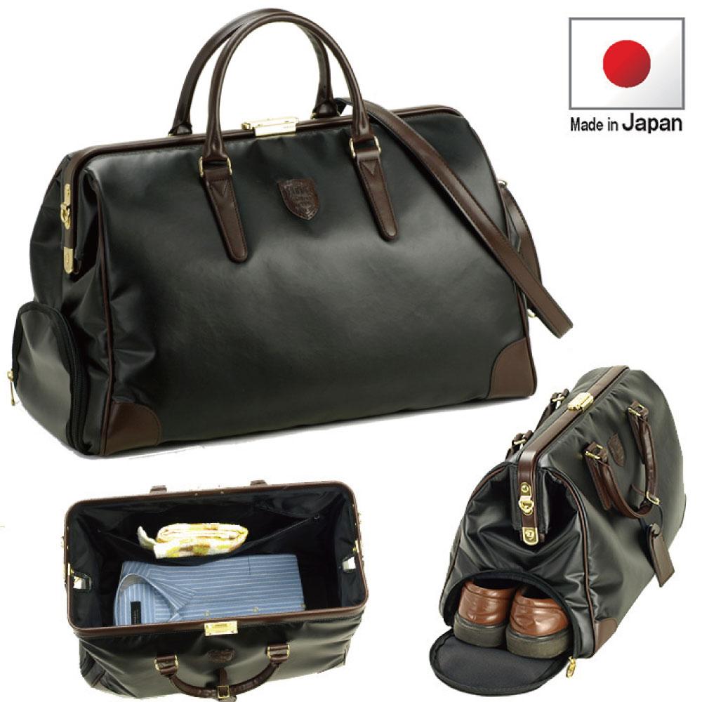 ボストンバッグ 旅行用 便利グッズ メンズ 旅行バッグ ボストンバック 2泊 ゴルフ 旅行カバン トラベルバッグ 旅行かばん 日本製 出張 旅行 豊岡製鞄 45cm#10410