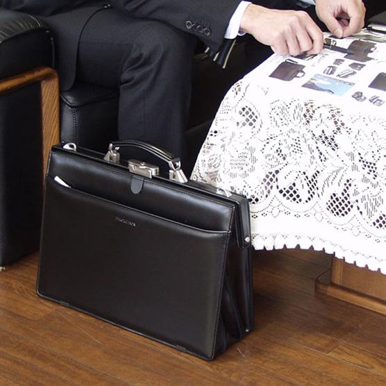 ダレスバッグ メンズ 豊岡製 日本製 B4ファイル 42cm 2way BROMPTON 鞄倶楽部 #22171 送料無料 ビジネスバッグ おおきめ おしゃれ かっこいい おすすめ 機能的