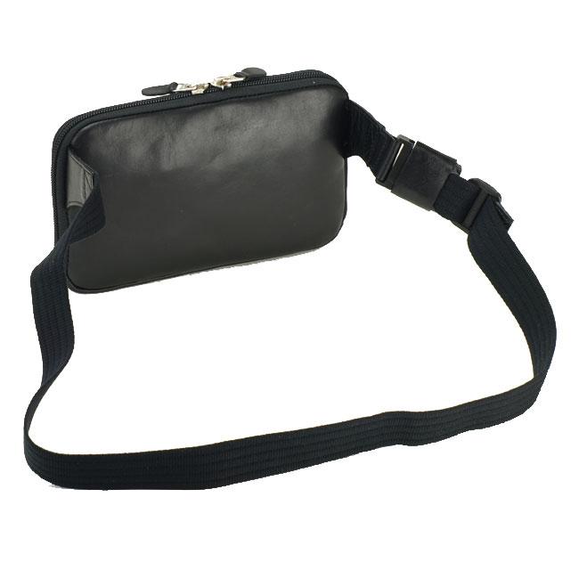 ウエストポーチ メンズ 本革 レザー 日本製 薄型 豊岡製鞄 薄マチ仕様でジャケット下にもピッタリフィット かさばらない 長く使い込める 仕事 お散歩 上質な本革製#25780