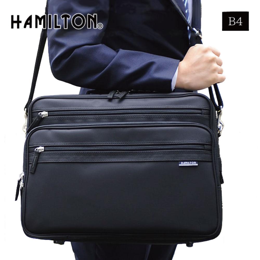 ショルダーバッグ ビジネスバッグ メンズ 肩掛け 斜めがけ 縦型 B4 A4 通勤バッグ ショルダーバック 男性用 軽量 2way 2室式 ダブルルーム ナイロン ビジネス 通勤 出張 仕事 黒 #33705