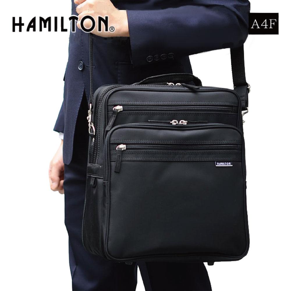 ショルダーバッグ ビジネスバッグ メンズ 横型 A4ファイル 斜めがけ 肩掛け 2way 通勤バッグ ショルダーバック 2室式 ダブルルーム 男性用 軽量 ビジネス 通勤 出張 仕事 黒 #33706