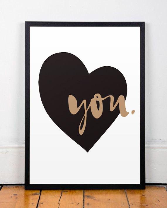 メール便送料無料 最新 Les Temps 舗 Modernesのポスター LES TEMPS MODERNES ポスター LOVE アートプリント YOU A4