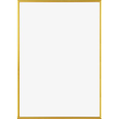 シンプルなアルミパネルのA3ポスターフレーム A3 A.P.J. フィットフレーム アルミ額縁 A3サイズ gold ポスターフレーム ゴールド 金 商店 アルミパネル かっこいい 高品質新品 インテリア 壁掛け おすすめ アルミ製 人気 おしゃれ 額縁 シンプル
