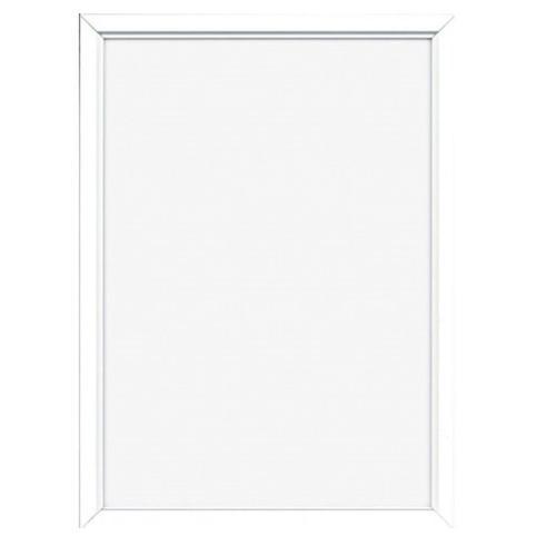 シンプルなアルミパネルの50x70cmポスターフレーム 50x70cm A.P.J. Eフレーム アルミ額縁 50x70cmサイズ white ポスターフレーム 至上 ホワイト 白 アルミ製 インテリア かっこいい おすすめ おしゃれ 壁掛け アルミパネル シンプル 額縁 人気 セール特価品