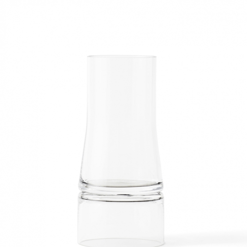 LYNGBY PORCELAIN | JOE COLOMBO VASE 2-IN-1 (clear) | フラワーベース/花瓶【北欧 デンマーク シンプル おしゃれ】