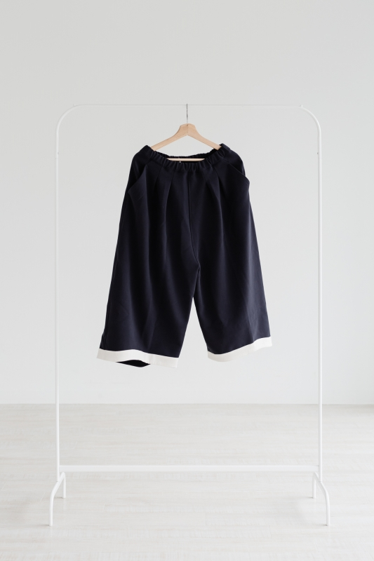"rikolekt (リコレクト) | ""touch"" WIDE PANTS(navy)