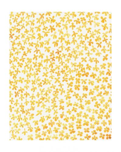 SILKE BONDE | SUMMERHOUSE POSTER | アートプリント/ポスター (40x50cm)【北欧 シンプル ミニマル インテリア おしゃれ】