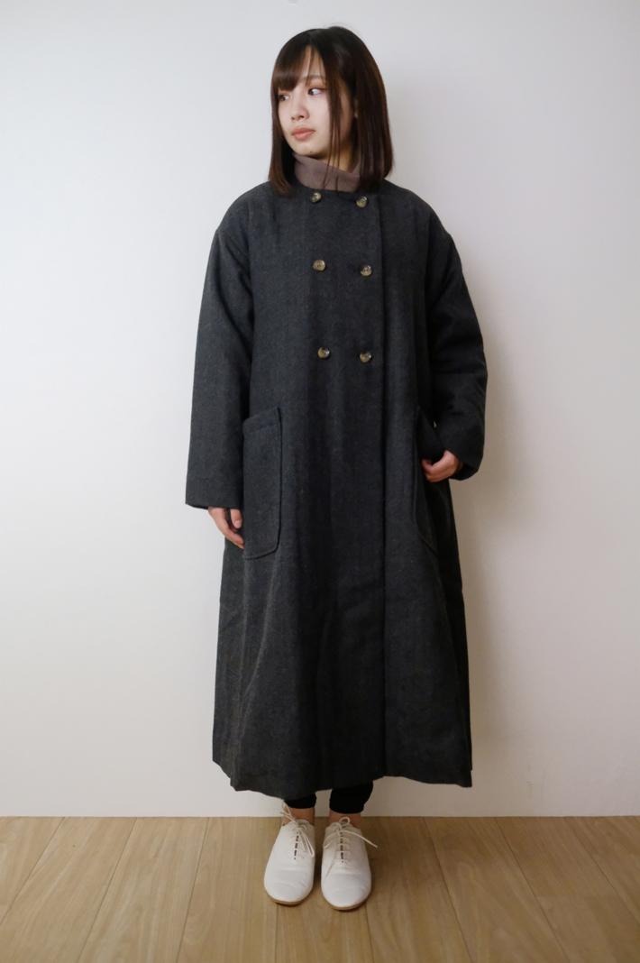 【SALE セール】KELEN (ケレン)   A Line coat