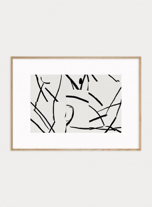 ATELIER CPH   DECONSTRUCTED (CPH31)   アートプリント/ポスター (50x70cm)【北欧 デンマーク インテリア シンプル おしゃれ】