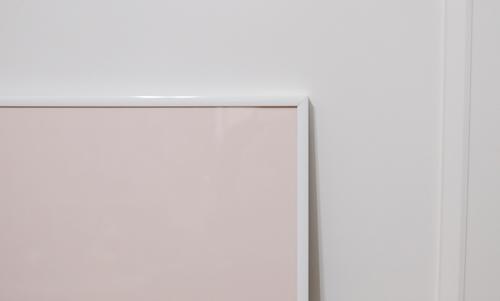 A.P.J.| 适合的框架 | 铝相框 | A3 大小 (白色)