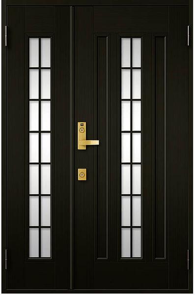 アルミサッシ トステム 玄関ドア クリエラR 半外付 親子 20型