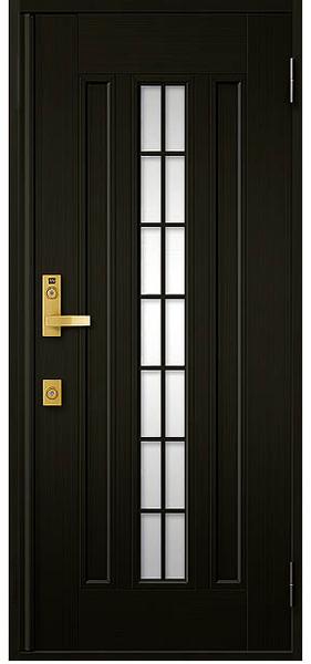 アルミサッシ トステム 玄関ドア クリエラR 半外付 片開き 20型