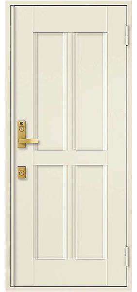 アルミサッシ トステム 玄関ドア クリエラR 半外付 片開き 11型