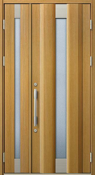 YKK 玄関ドア プロント S01A 親子 W1235×H2330 DH23