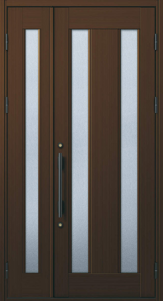 YKK 玄関ドア プロント S02C 親子 W1235×H2330 DH23