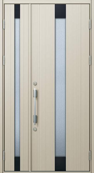 YKK 玄関ドア プロント S06C 親子 W1235×H2330 DH23