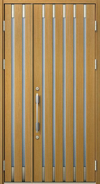 YKK 玄関ドア プロント S08A 親子 W1235×H2330 DH23