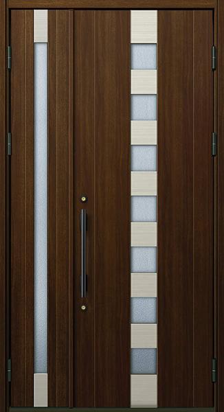 YKK 玄関ドア プロント K02A 親 W1235×H2330 子 DH23