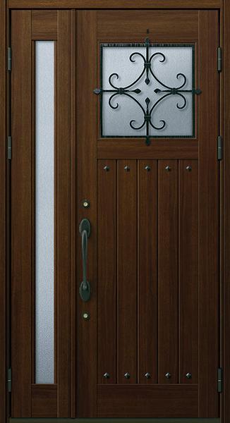 YKK 玄関ドア プロント U05A 親子 W1235×H2330 DH23