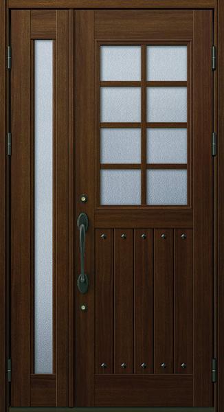 YKK 玄関ドア プロント U06A 親子 W1235×H2330 DH23