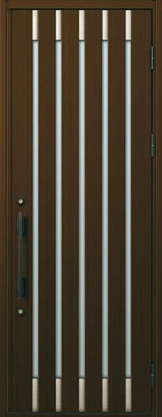 YKK 玄関ドア プロント S08C 片開き W872×H2330 DH23