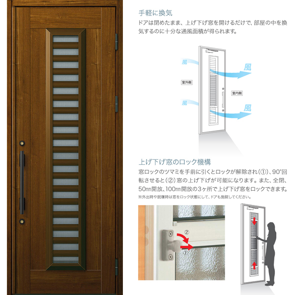 YKK 玄関ドア プロント S011A 片開き W872×H2330 DH23