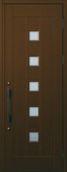 YKK 玄関ドア プロント K01C 片開き W872×H2330 DH23