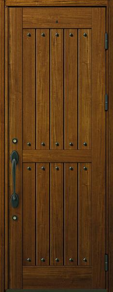 YKK 玄関ドア プロント W01A 片開き W872×H2330 DH23