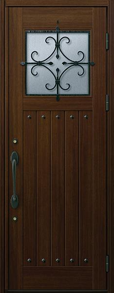 YKK 玄関ドア プロント U05A 片開き W872×H2330 DH23