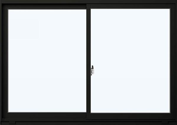 アルミサッシ エピソード 引違い窓 W730×H970 (06909)複層
