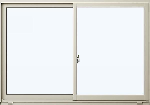 アルミサッシ エピソード 引違い窓 W780×H370 (07403)複層